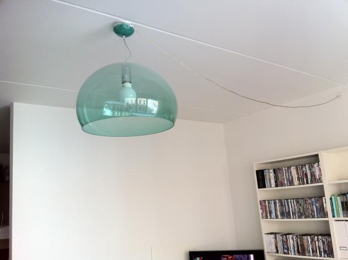 Kartell Fly Lampe Dba - Kartell FL Y lampe S u00e6lges