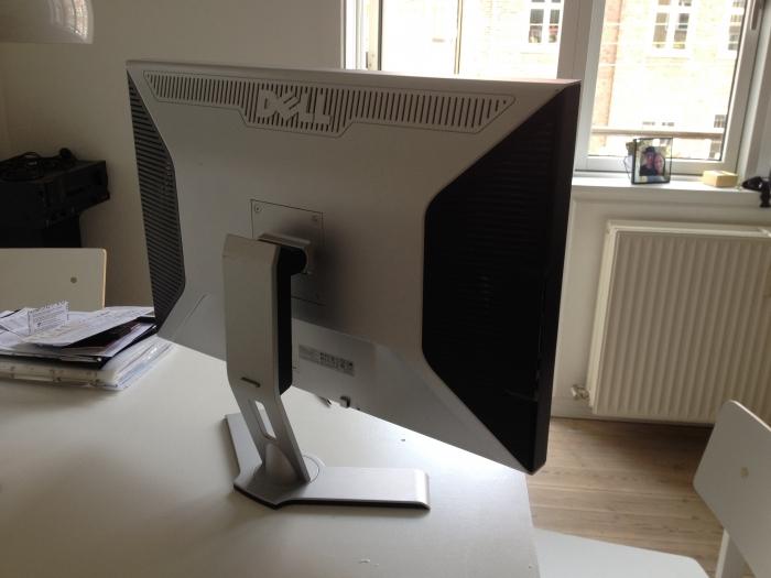 Dell 3007WFPt, 30 tommer skærm sælges