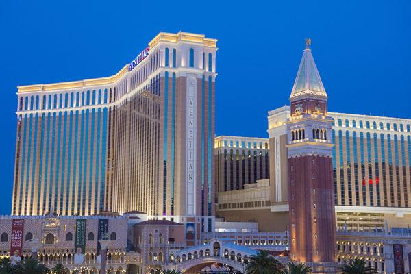 Hoteller i Las Vegas