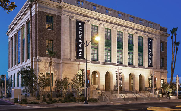 Las Vegas - The Mob Museum